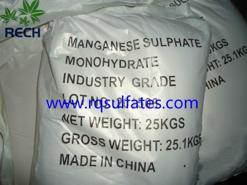 packing of manganese sulfate mono