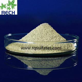 肥料級一水硫酸亞鐵顆粒20-40目